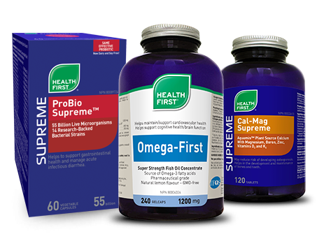 Health First Exclusive Products