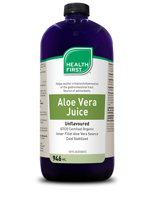 Aloe Vera Juice (Unflavoured) - 946 ML