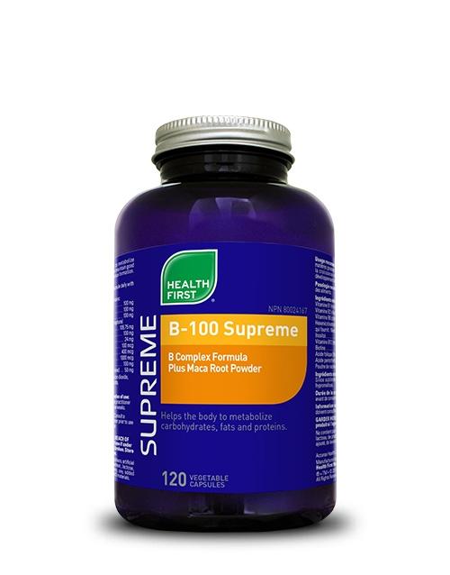 Health First B-100 Supreme 120