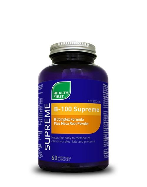 Health First B-100 Supreme 60