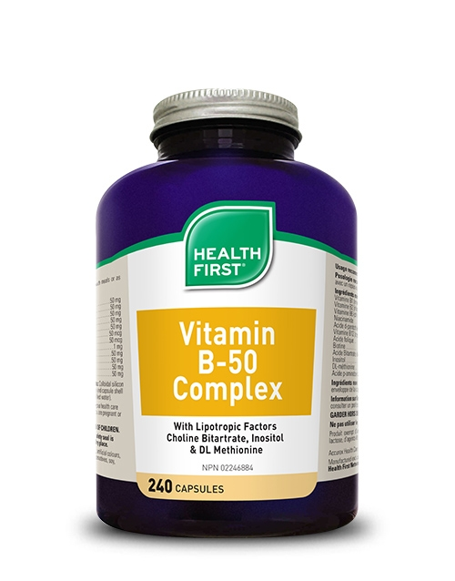 Health First Vitamin B-50 Complex 240