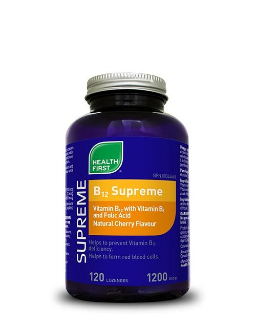 Health First B12 Supreme 120