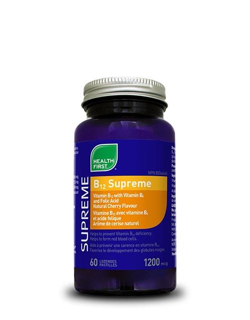 Health First B12 Supreme 60