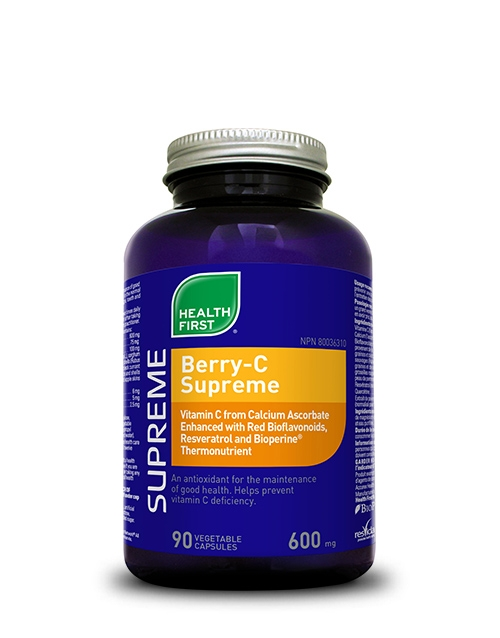 Health First Berry-C Supreme 90