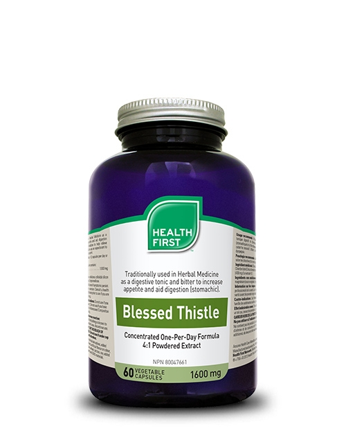 Health First Blessed Thistle 60