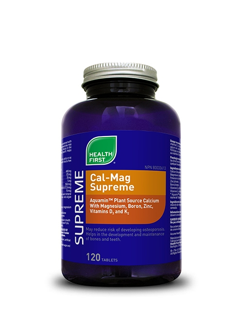 Health First Cal-Mag Supreme 120