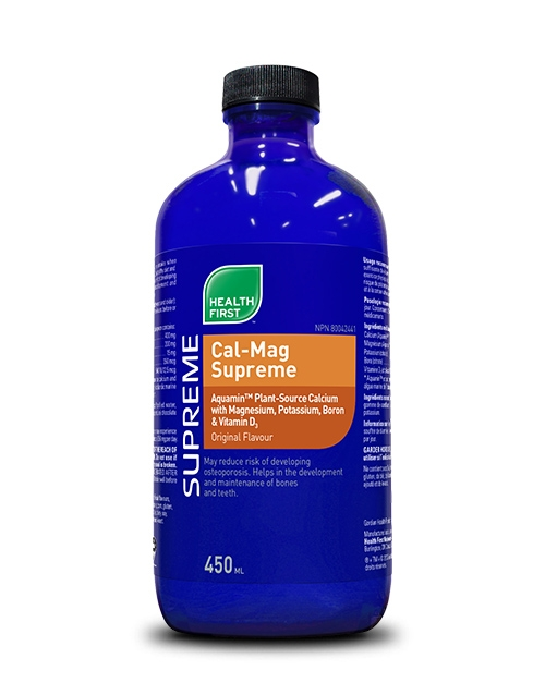 Health First Cal-Mag Supreme 450ml