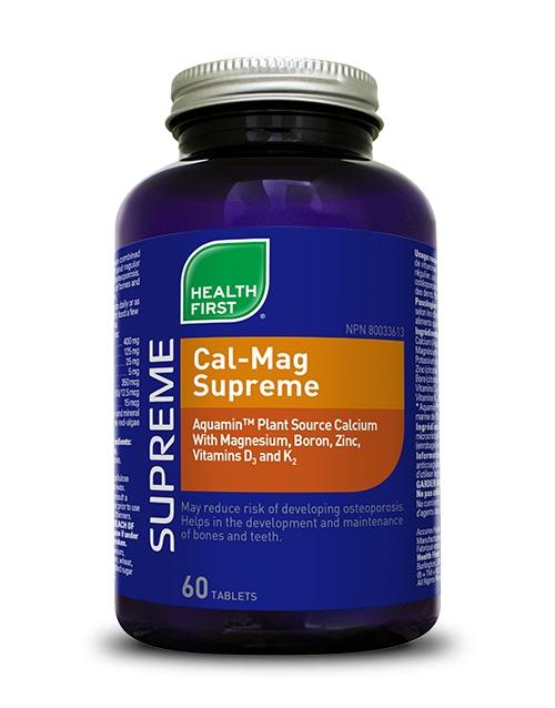 Cal-Mag Supreme - 60 tablets