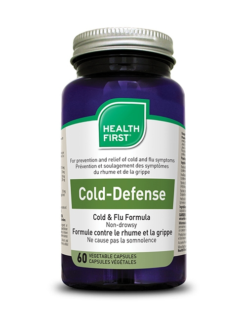 Cold-Defense - 60 vegetable capsules