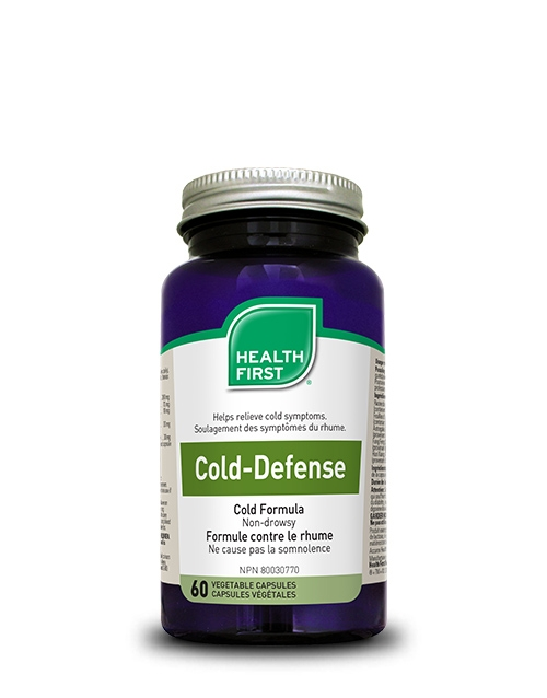 Health First Cold Defense 60