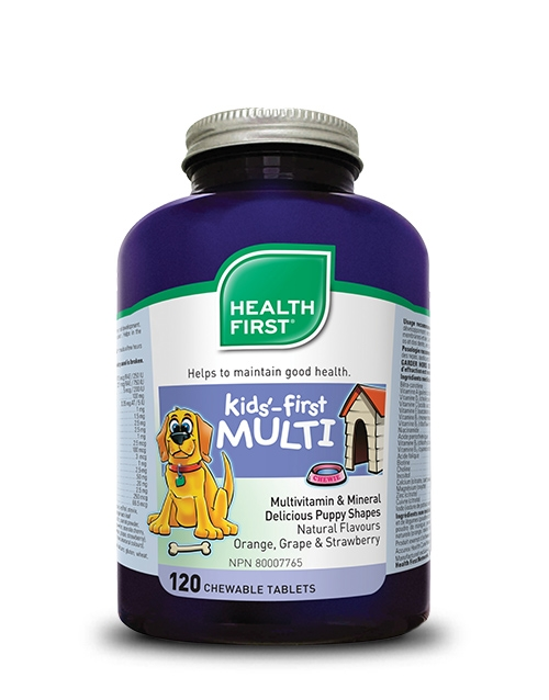 Health First Kids'-first Multi 120