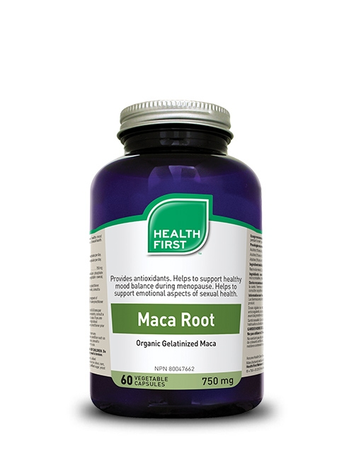Health First Maca Root 60