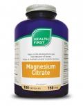 Magnesium Citrate - 180 capsules