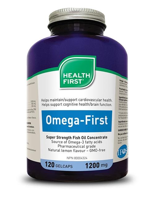 Omega-First - 120 gel caps