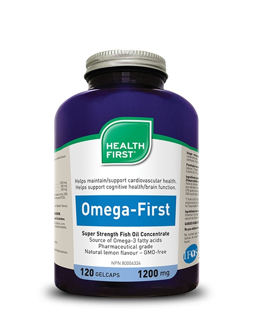 Health First Omega-First 120