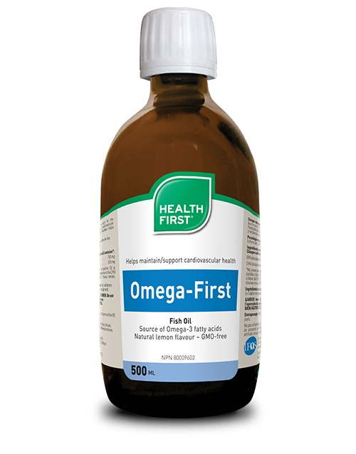 Omega-First Liquid - 500 ml
