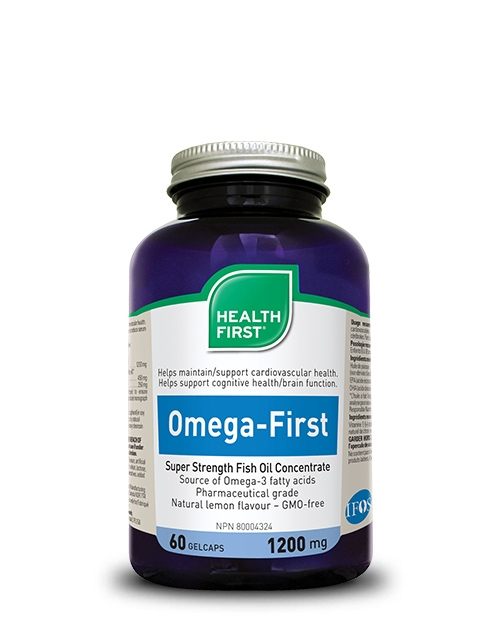 Health First Omega-First 60