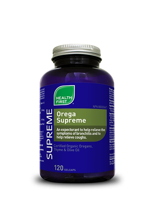 Health First Orega Supreme 120