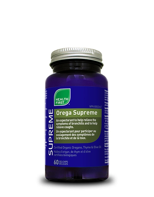 Health First Orega Supreme 60