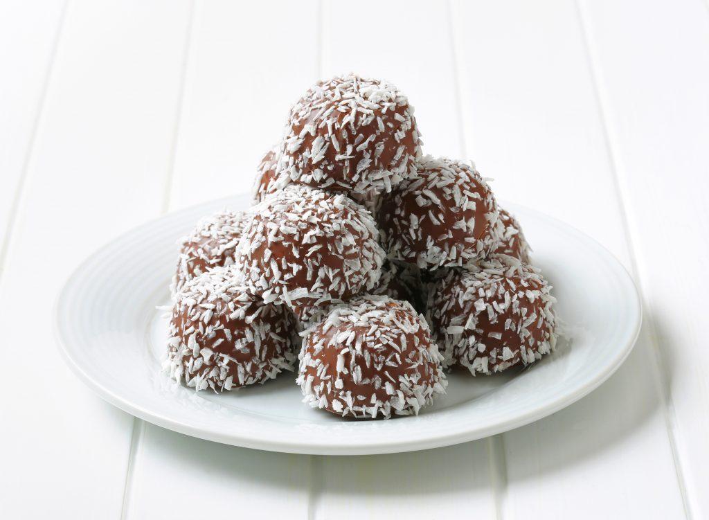 Prairie Naturals Keto Vegan: Coco Balls