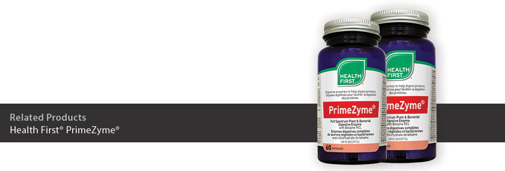 Health First® PrimeZyme®