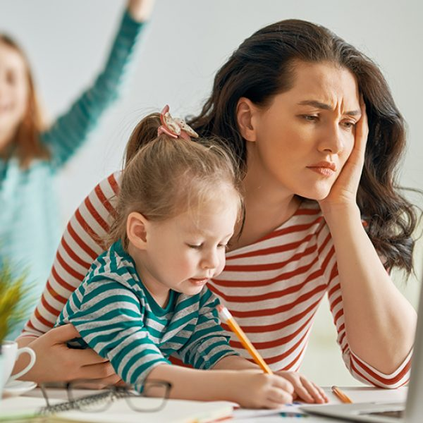 Le stress et la santé hormonale des femmes
