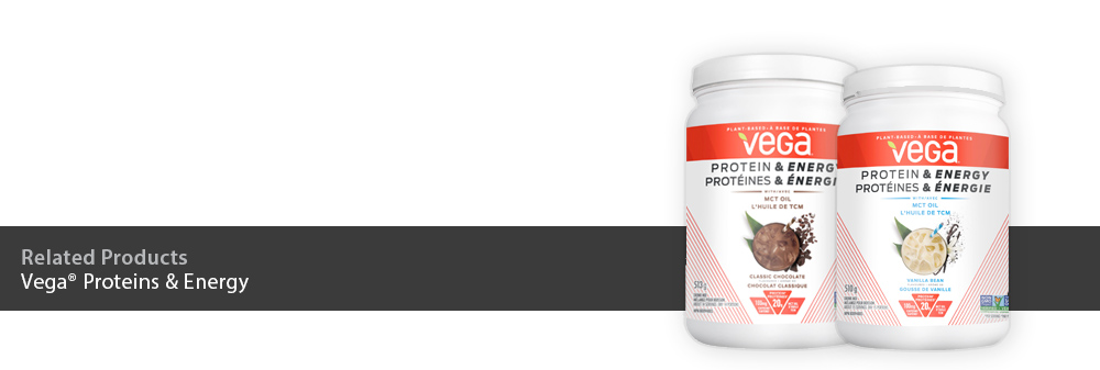 Vega Proteins & Energy