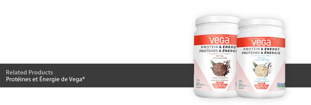 Protéines et Énergie de Vega