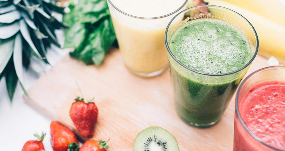 We're Spilling Smoothie Secrets