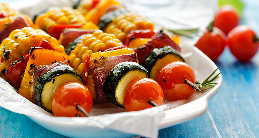 Summer Entertaining with Superfoods