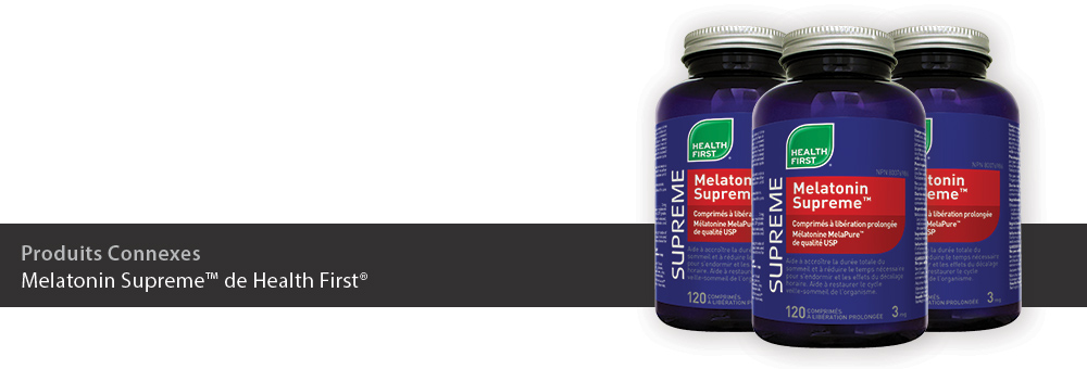 Melatonin Supreme de Health First
