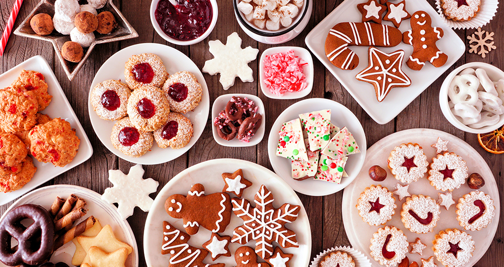 Enzymes for Happier Holiday Digestion
