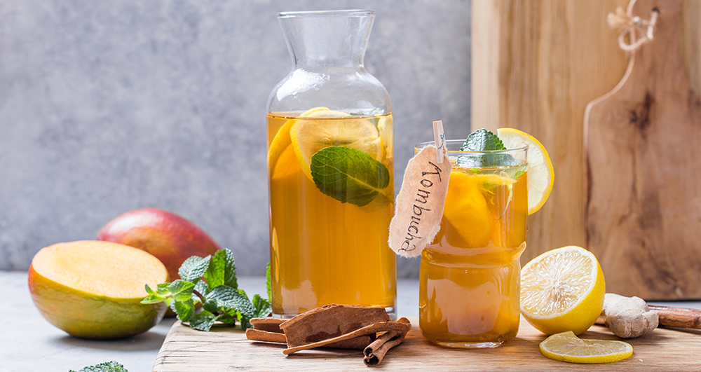 Demystifying Kombucha