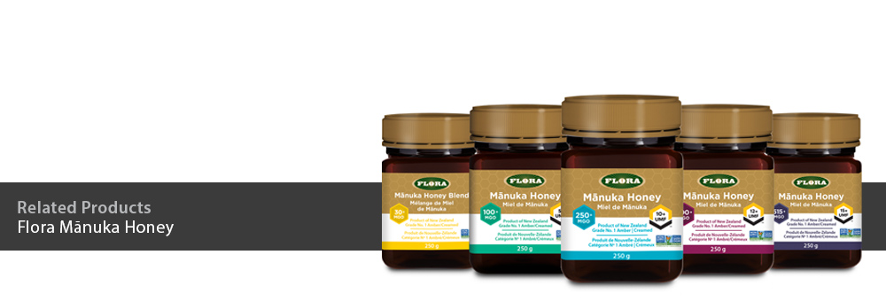 Flora Mānuka Honey