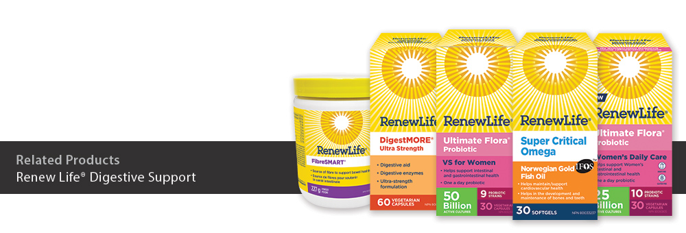 Renew Life Digestive Support