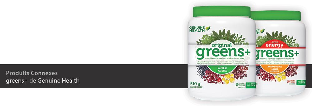 greens+ de Genuine Health