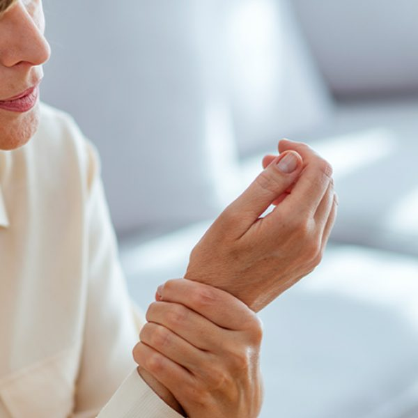 Don't Suffer Through Joint Pain