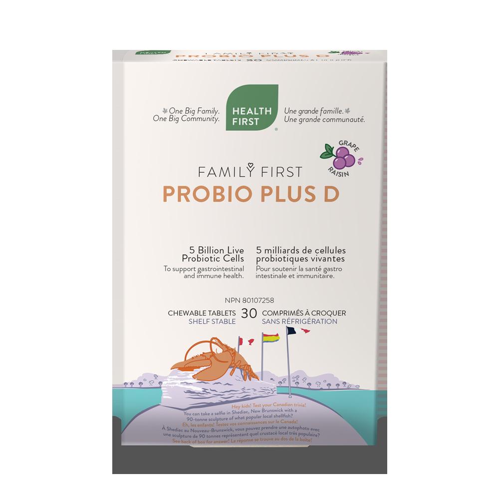 ProBio Plus D
